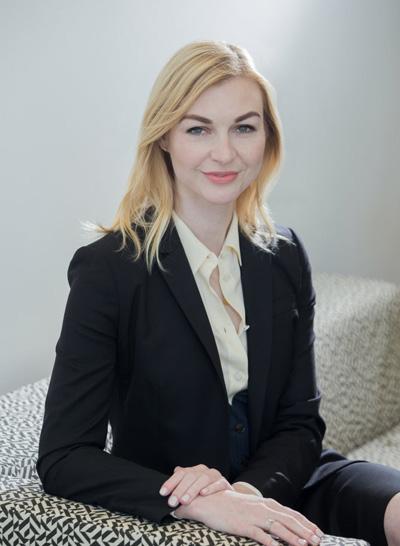 Attorney Angela Ness