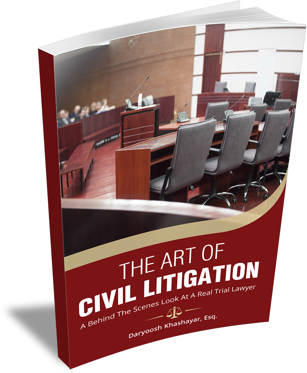 The Art Of Civil Litigation: A Behind The Scenes Look At A Real Trial Lawyer