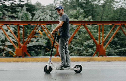 Are Motorized Scooters Street Legal?
